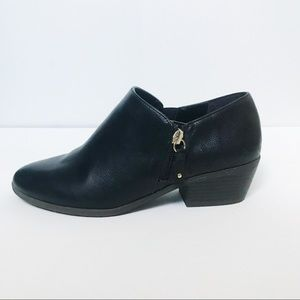 Dr. Scholls Black Ankle Booties